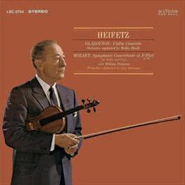 Violin Concerto in A Minor, Op. 82 2011 Jascha Heifetz