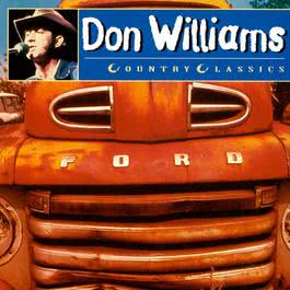 Country Classics 1990 Don Williams