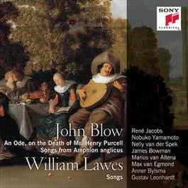 Blow & Lawes - An Ode and English Songs 2012 Rene Jacobs