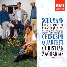 String Quartets/Piano Quintet 2003 Cherubini-Quartett
