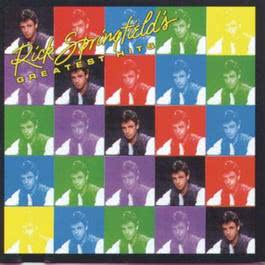 Greatest Hits 1989 Rick Springfield