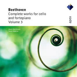 Ludwig van Beethoven : Complete Works for Cello and Fortepiano Vol. 3 2004 Apex