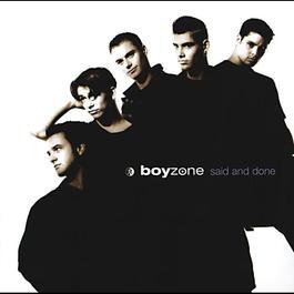 Said And Done 1995 Boyzone