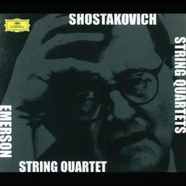 Shostakovich: The String Quartets 2000 Emerson String Quartet