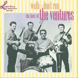 Walk Don't Run - The Best Of The Ventures 1990 The Ventures