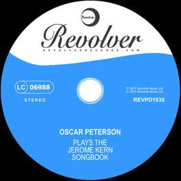 Plays The Jerome Kern Song Book 1959 Oscar Peterson