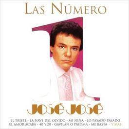Las Número 1 De José José 2012 Jose Jose