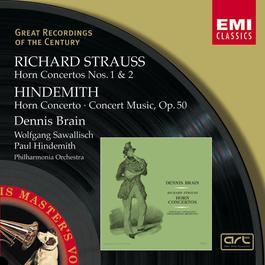 R.Strauss & Hindemith: Horn Concertos etc/Dennis Brain 2002 丹尼斯·布萊恩