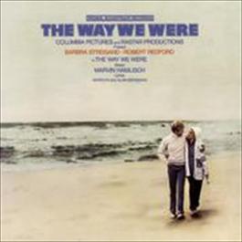 THE WAY WE WERE: Original Soundtrack Recording * 1992 Barbra Streisand