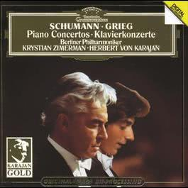 Schumann / Grieg: Piano Concertos 1993 Berliner Philharmoniker; Krystian Zimerman