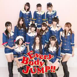 EveryBody JUMP!! 2012 SUPER☆GiRLS