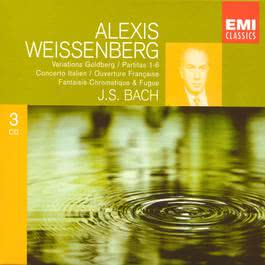 Variations Goldberg 2003 Alexis Weissenberg