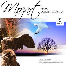 Mozart: Piano Concerto Nos 20 & 24 2005 Die Deutsche Kammerphilharmonie Bremen