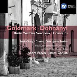 Goldmark & Dohnanyi: Orchestral Works 2009 Andre Previn
