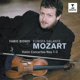 Mozart Violin Concertos 1,2 & 3 2006 Fabio Biondi