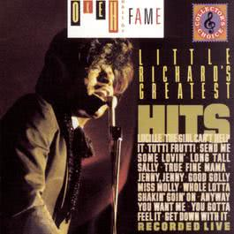 Little Richard's Greatest Hits (Recorded Live) 1993 Little Richard