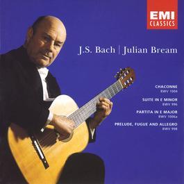 J. S. Bach: Lute works 1994 Julian Bream