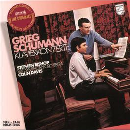 Grieg & Schumann: Piano Concertos 2008 Heikki Milosevic