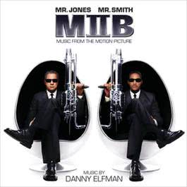 Men In Black II - Music From The Motion Picture 2002 Danny Elfman; Tim Blaney; TRÂ-Knox & Will Smith