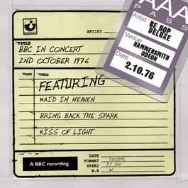 BBC In Concert [2nd October 1976] 2011 Be Bop Deluxe