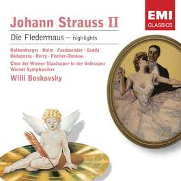 Die Fledermaus (1997 Digital Remaster), Act 3: Ich stehe voll Zagen (Rosalinde, Alfred, Eisenstein) 1997 Willy Boskovsky