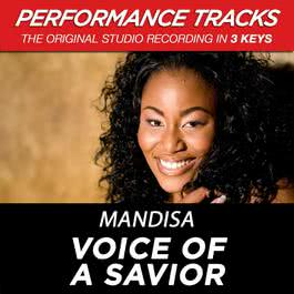 Voice Of A Savior (Performance Tracks) - EP 2009 Mandisa