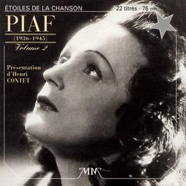 1936-1945 vol 2 2003 Edith Piaf