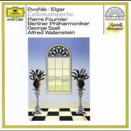 DvorA!k / Elgar: Cello Concertos 1988 Paralelo Norte de Chuy Casas; 爱德华 埃尔加