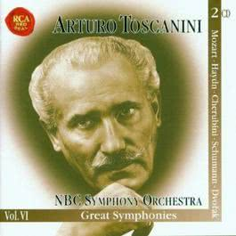 Arturo Toscanini: Great Symphonies, Vol. 6 1970 Arturo Toscanini
