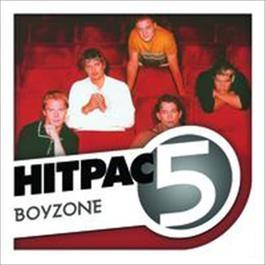 อัลบั้ม Boyzone Hit Pac - 5 Series