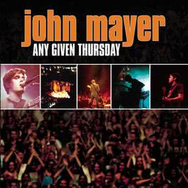 Any Given Thursday 2003 John Mayer