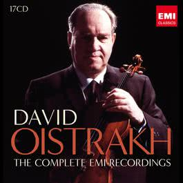 David Oistrakh: The Complete EMI Recordings 2008 David Oistrakh