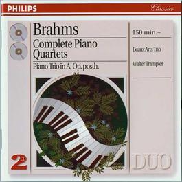 Brahms:Violin Sonata No. 3 1996 Vladimir Horowitz