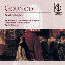 Gounod: Faust (highlights) 2007 Andre Cluytens