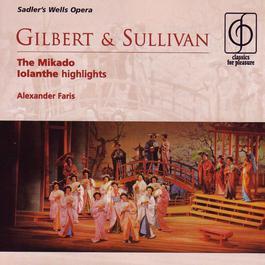 Gilbert & Sullivan The Mikado - Iolanthe Highlights 2009 Alexander Faris