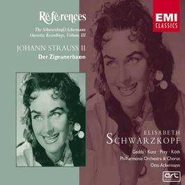 J.Strauss II: Der Zigeunerbaron 2001 Elisabeth Schwarzkopf