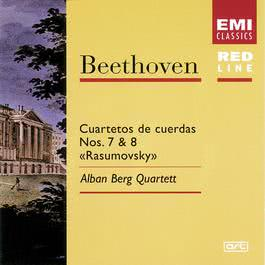 Beethoven: String Quartets Nos. 7 & 8 'Rasumovsky' 2005 Alban Berg Quartet