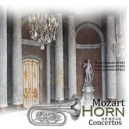 Mozart  Concertos for Horn and Orchestra 2001 Emil Klein