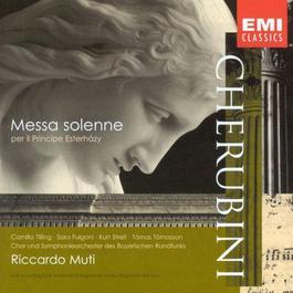 Cherubini: Messa solenne in D minor 2001 Riccardo Muti