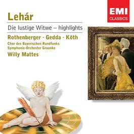 Lehar: Die lustige Witwe - Highlights 2006 Anneliese Rothenberger