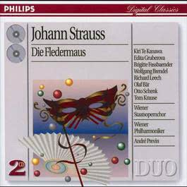 Strauss, J. II: Die Fledermaus 1999 Chopin----[replace by 16381]
