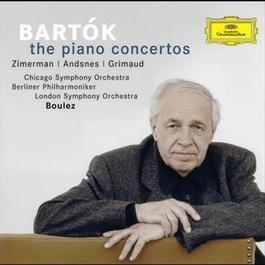 BartA3k: The Piano Concertos 2005 Pierre Boulez