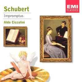 Schubert : Impromptus 2003 Aldo Ciccolini