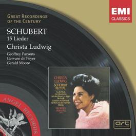 Schubert - 15 Lieder 2004 Christa Ludwig