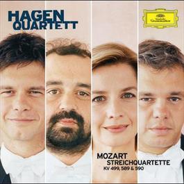 Mozart: String Quartets K. 489, 499 & 590 2004 Hagen Quartett