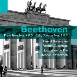Beethoven: Piano Trios Nos. 4 & 5 - Cello Sonatas Nos. 3 & 5 2006 Daniel Barenboim