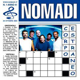 Corpo estraneo 2004 Nomadi
