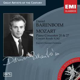 Mozart: Piano Concertos 20 & 27 - Concert Rondo K.382 2006 Daniel Barenboim