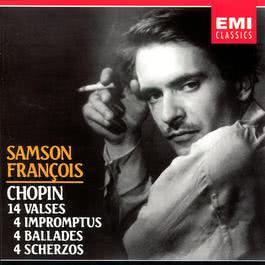 Chopin Valses Ballades 2003 SAMSON FRANCOIS