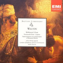 Walton - Choral & Orchestral Works 2003 Andre Previn